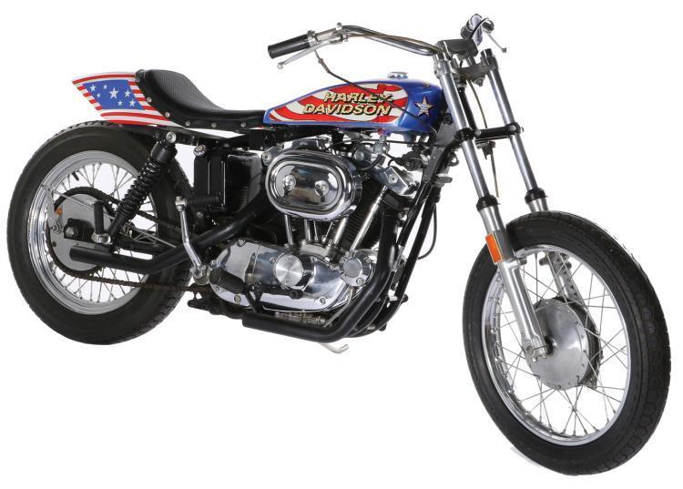 Evel Knievel Harley-Davidson