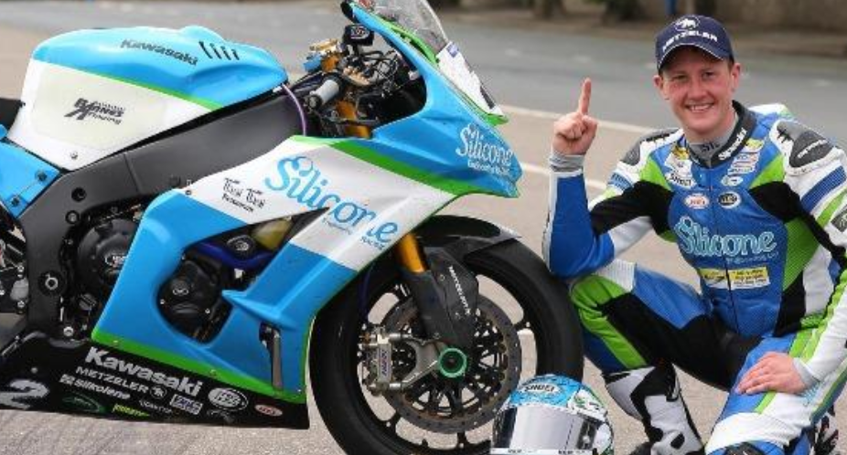 Dean Harrison - Silicone Engineering Kawasaki