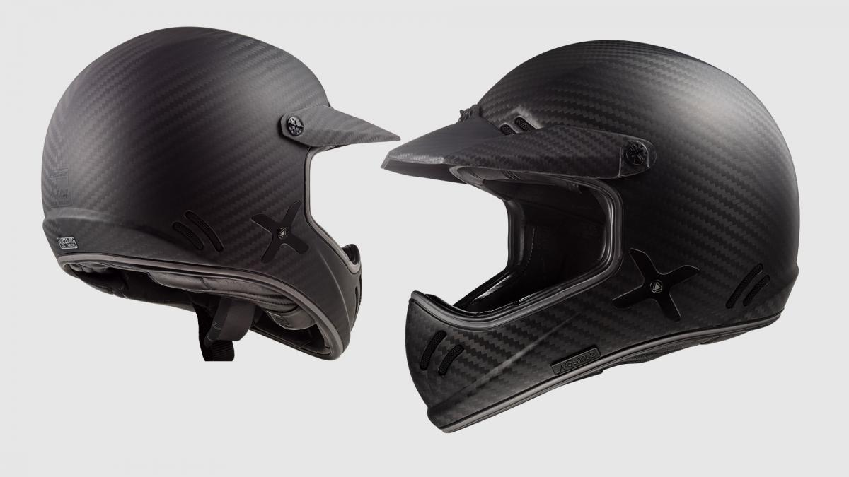 Win a custom LS2 helmet with Bullit Motorcycles and Rich Art Concepts