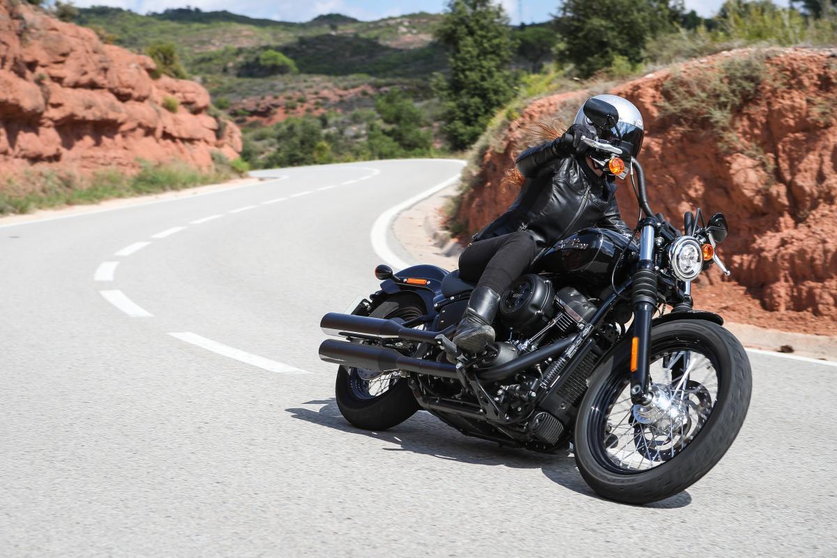 First ride: Harley-Davidson Street Bob 107 review
