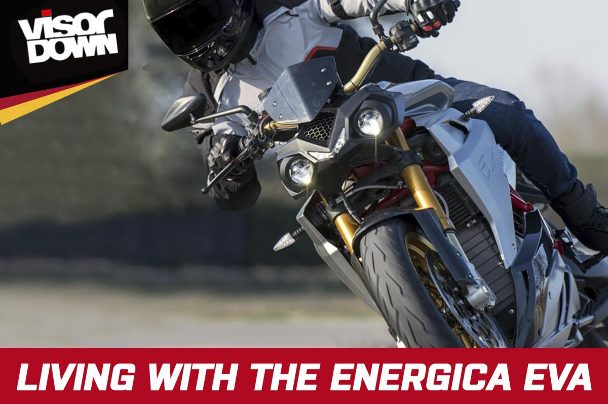 Electric Dreams: Living with the Energica Eva