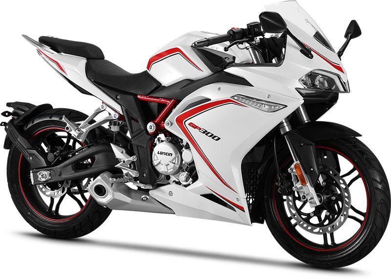 Loncin get ambitious with 300cc sportsbike | Visordown