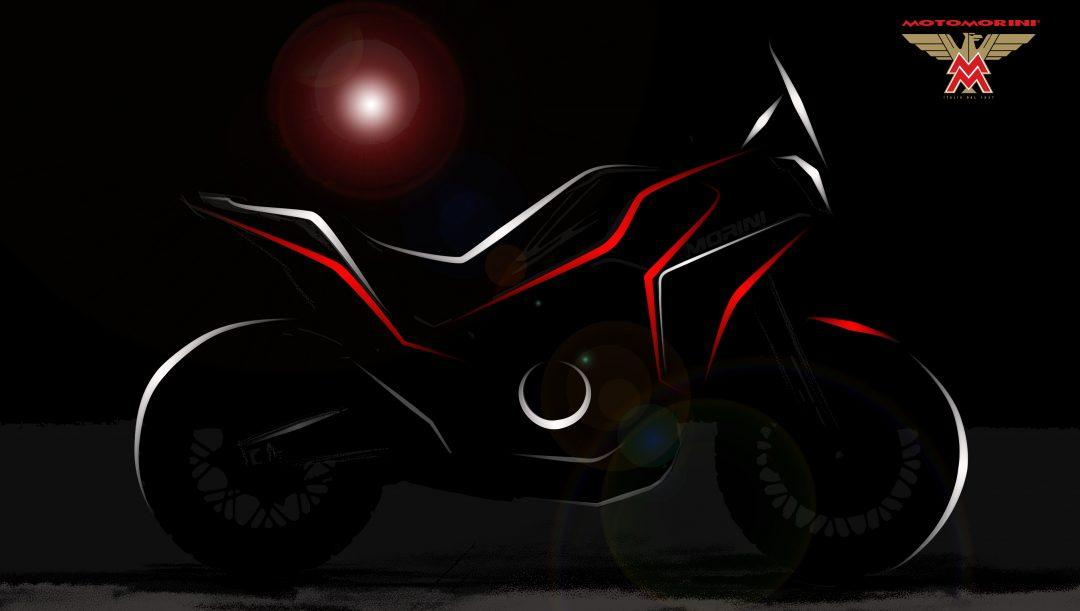 Moto Morini adventure