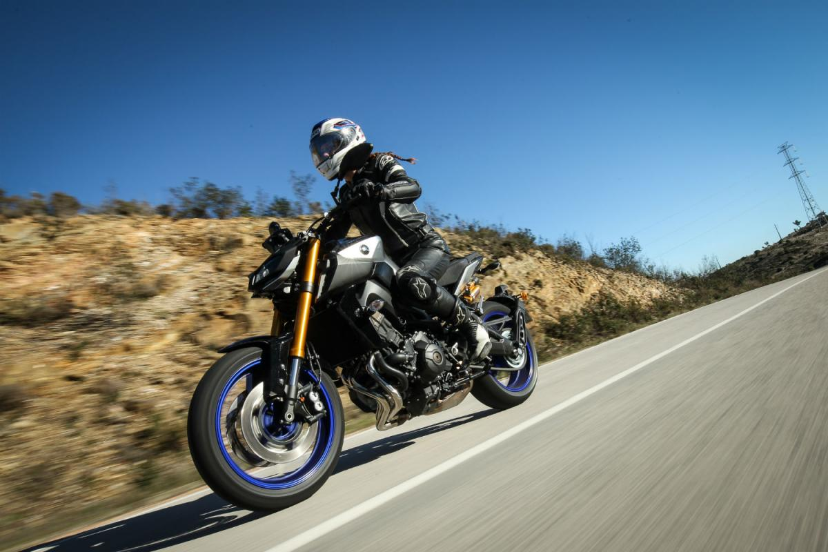 Yamaha MT-09 gets a larger Euro5 engine for 2021