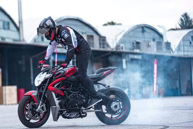 MV Agusta Signs Freestyle Stunter Thibaut Nogues