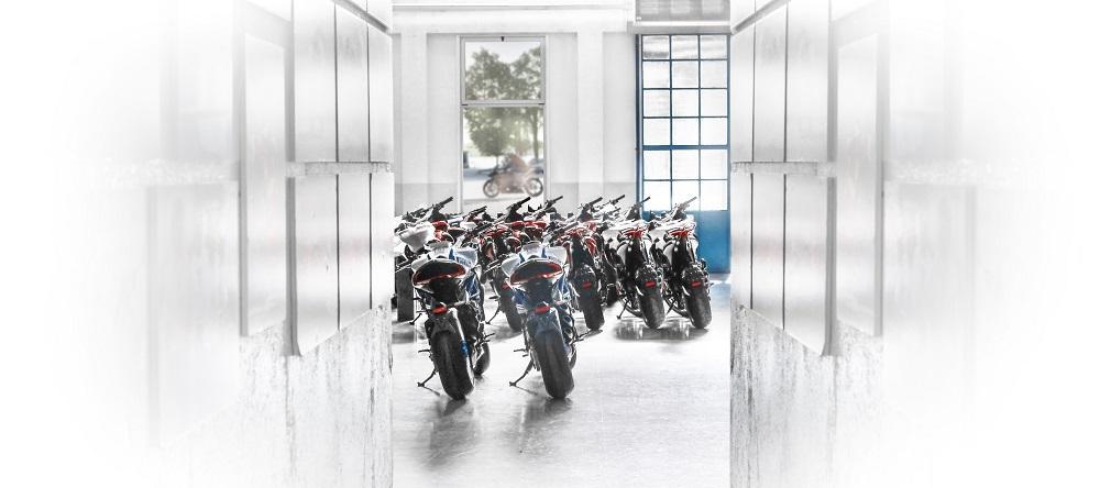 MV agusta warranty offer