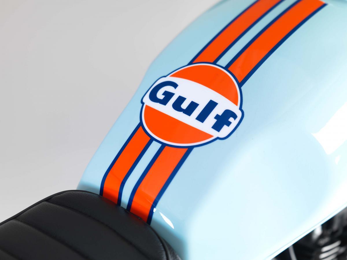 Gulf Bullitt Motorcycles