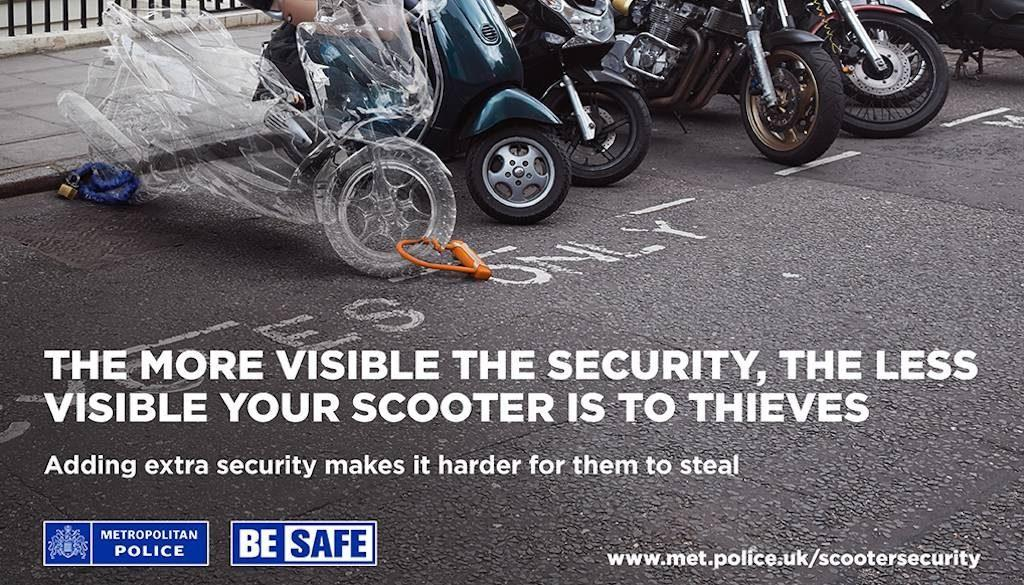 New bike theft initiative from Met police