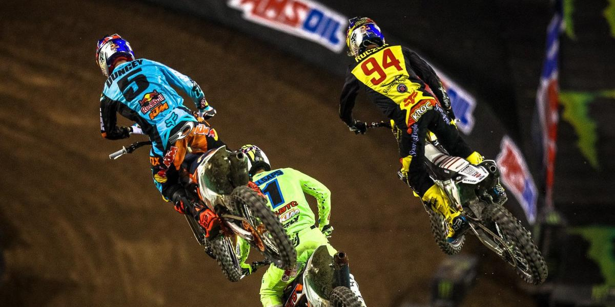 $1million up for grabs in Monster Energy Cup, Las Vegas