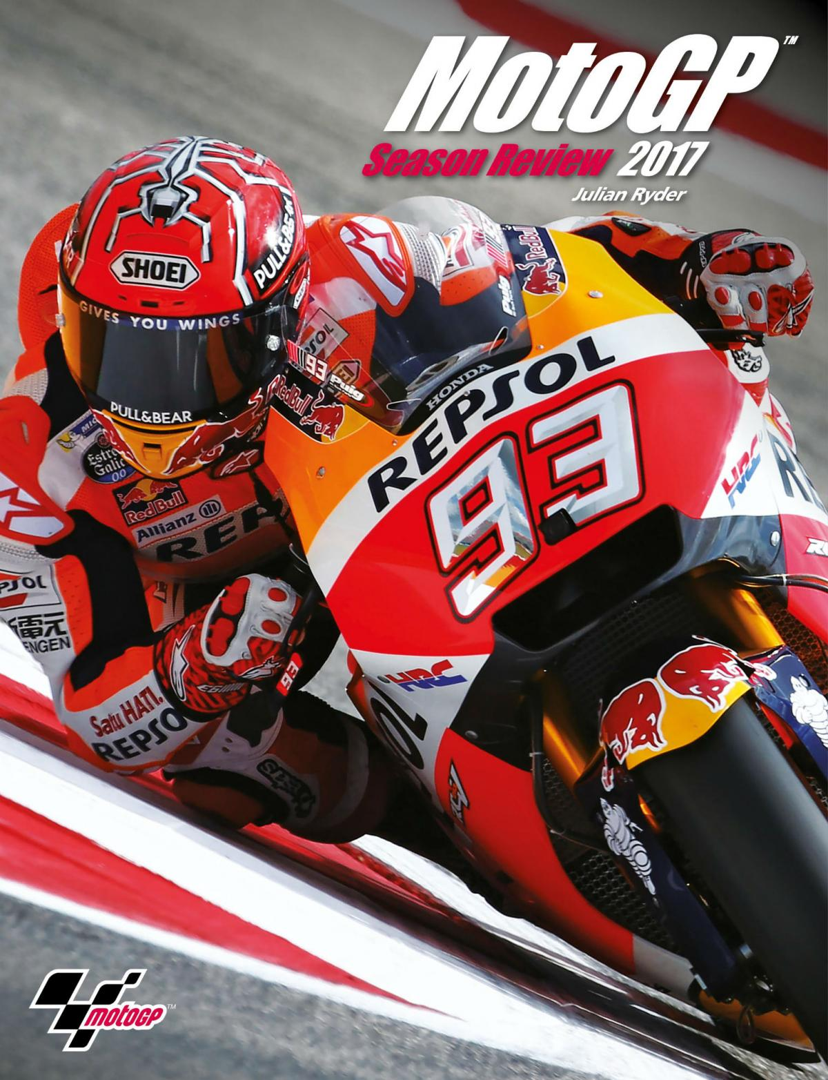MotoGP Season Review 2017 hits book shelves