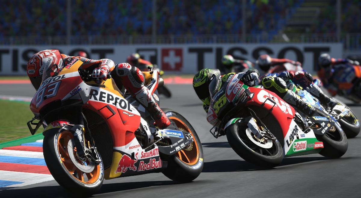 MotoGP20 PS4 Screenshots