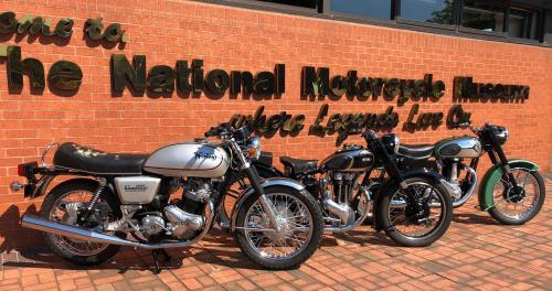 National Motorcycle Museum Raffle