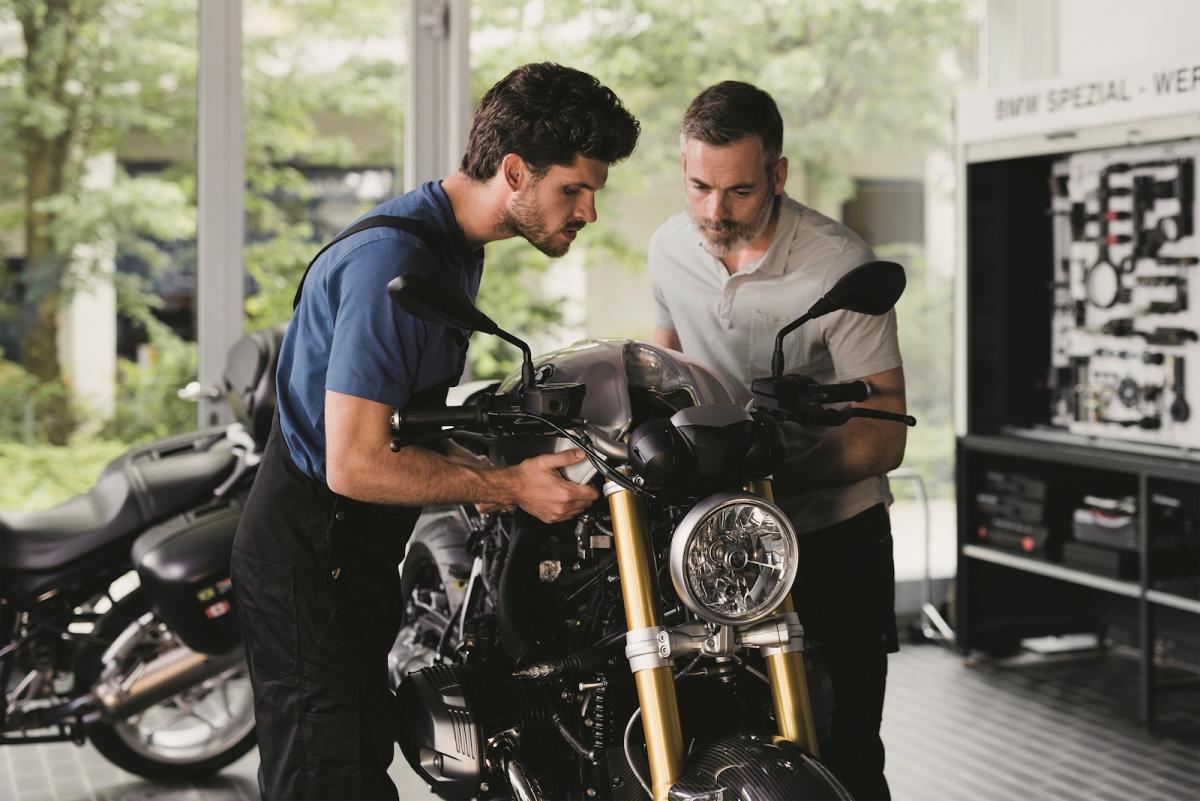 BMW extends new bike warranty to three years | Visordown