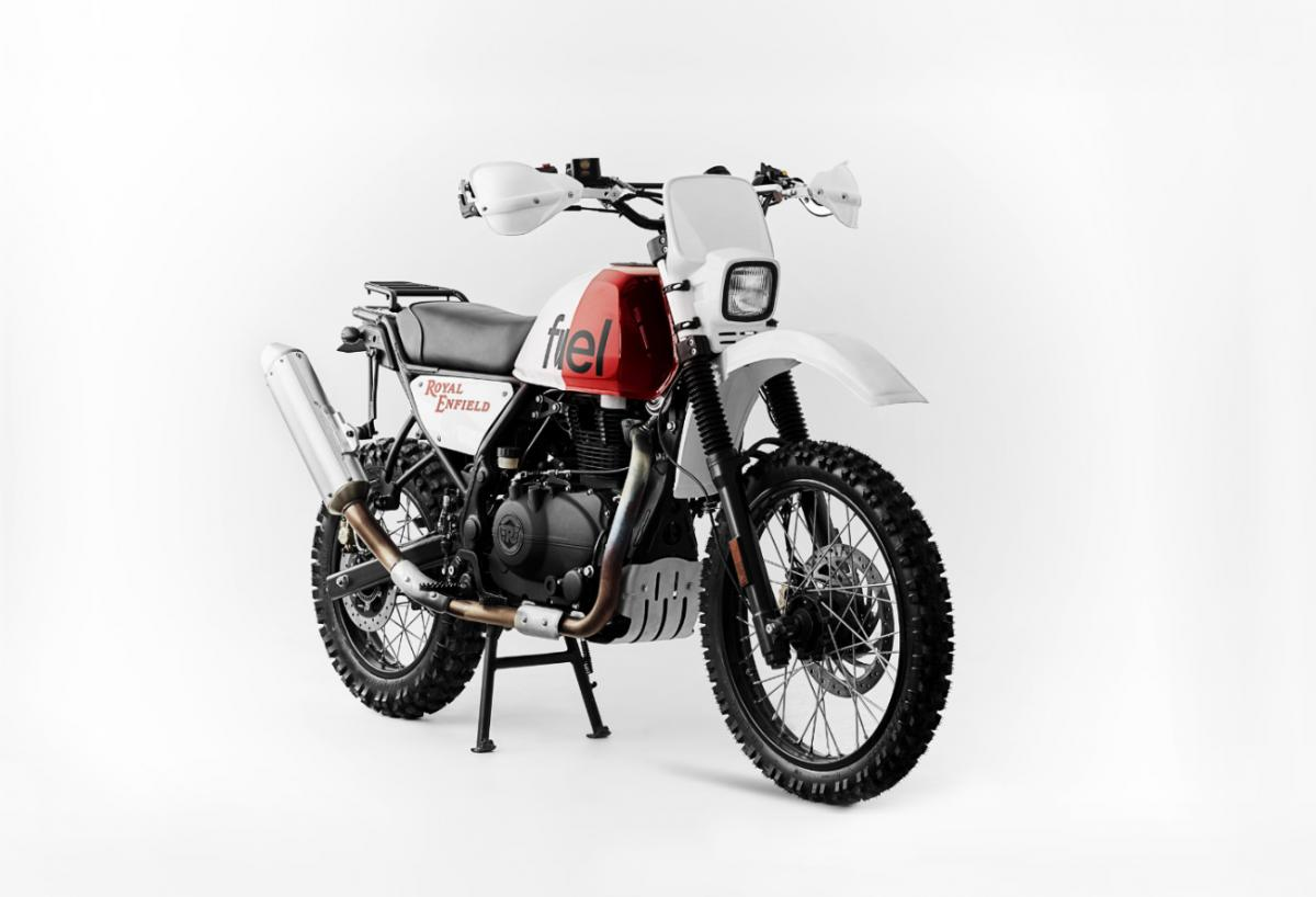 This is a Royal Enfield Himalayan we can get behind