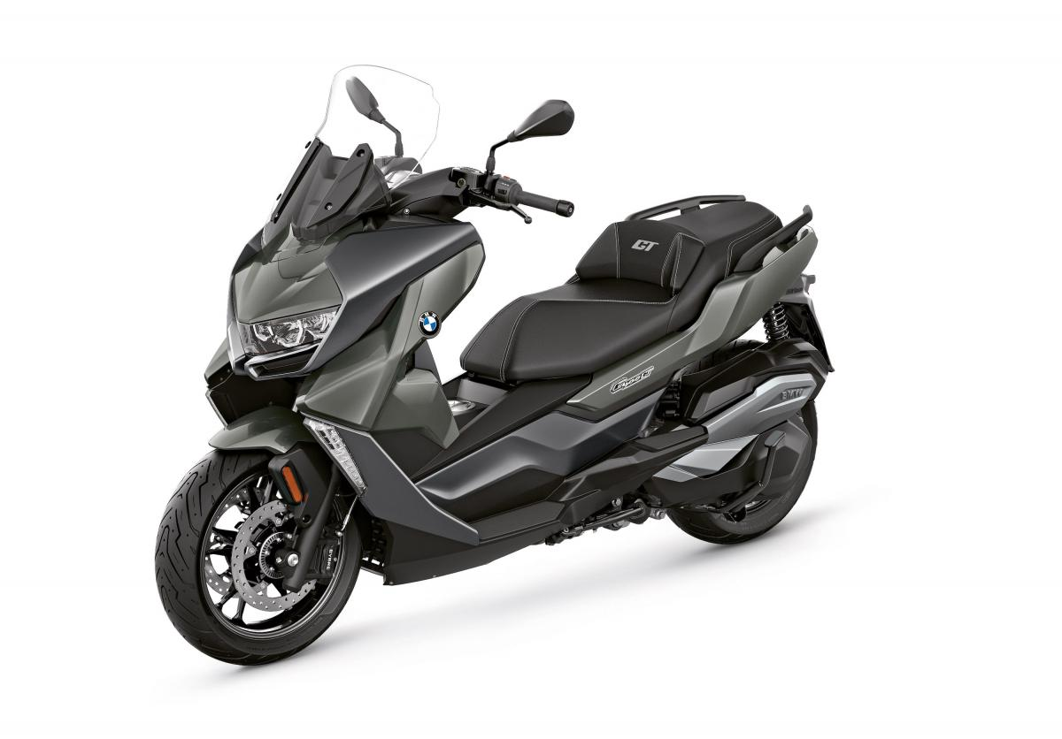 2019 Bmw C400 Gt Scooter Released Visordown