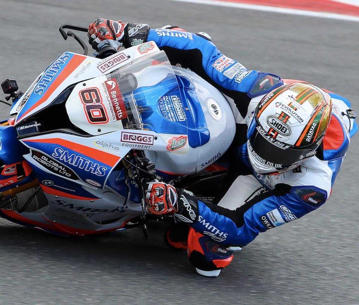 TT star Hickman dominates Ulster GP