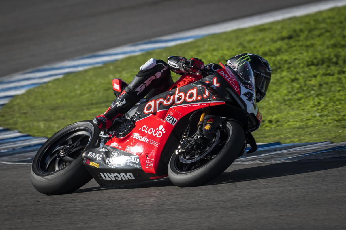 Scott Redding - Aruba.it Ducati