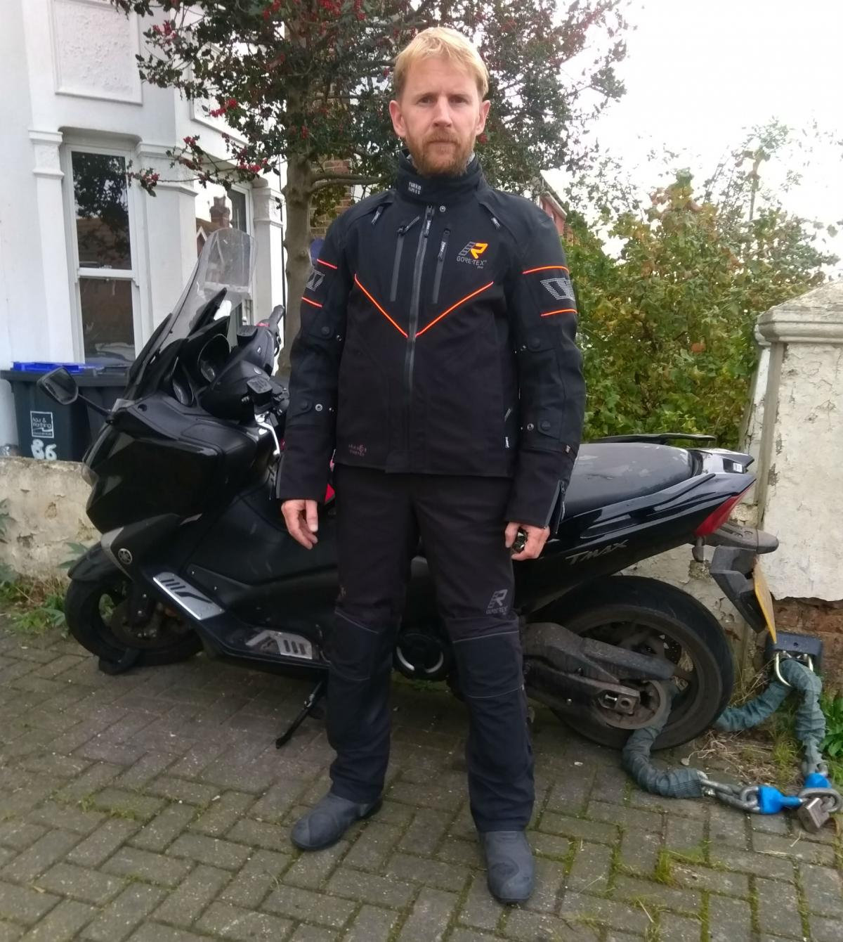 Rukka Nivala Gore-Tex jacket and trousers review