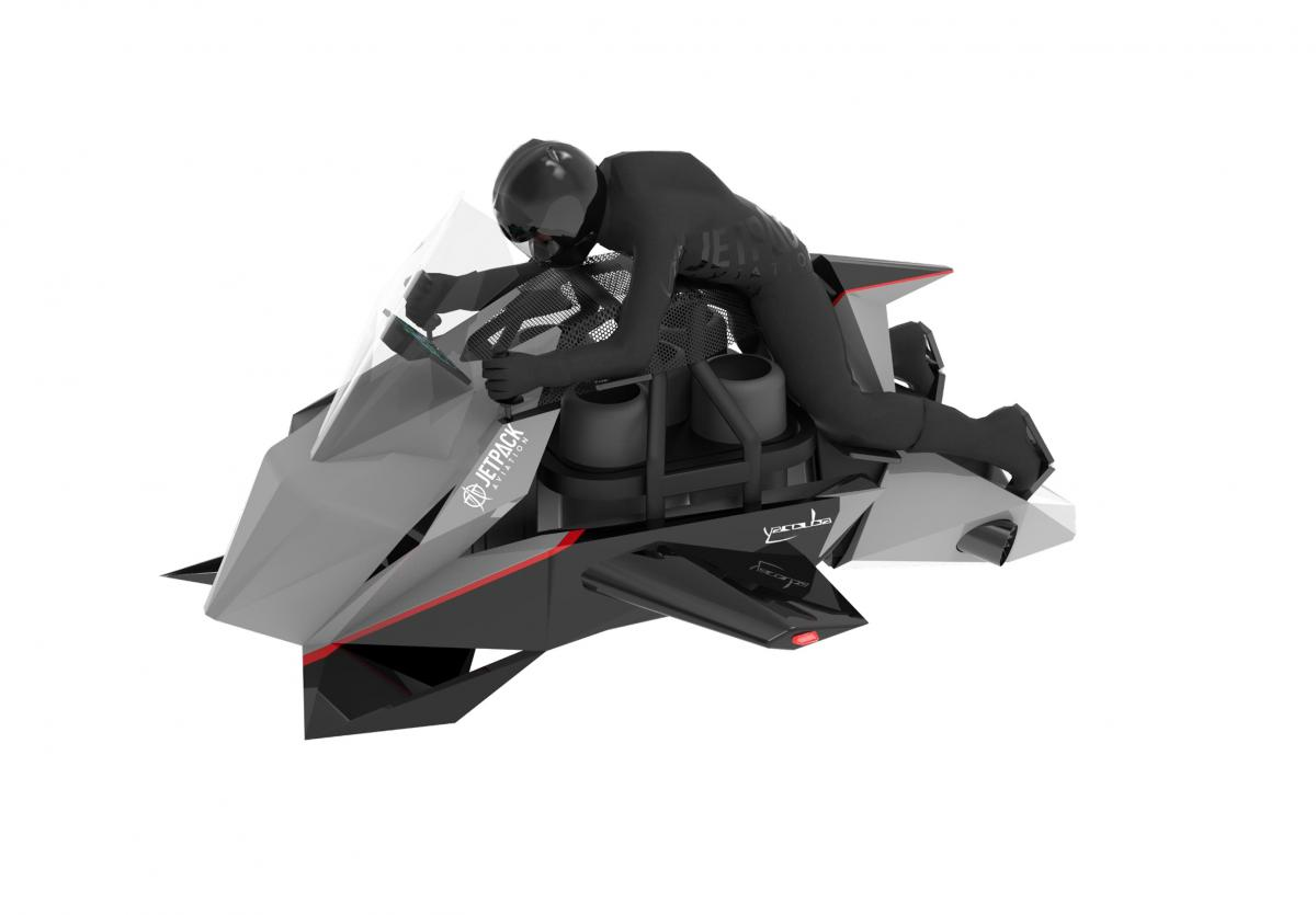 JPA Recreational Speeder