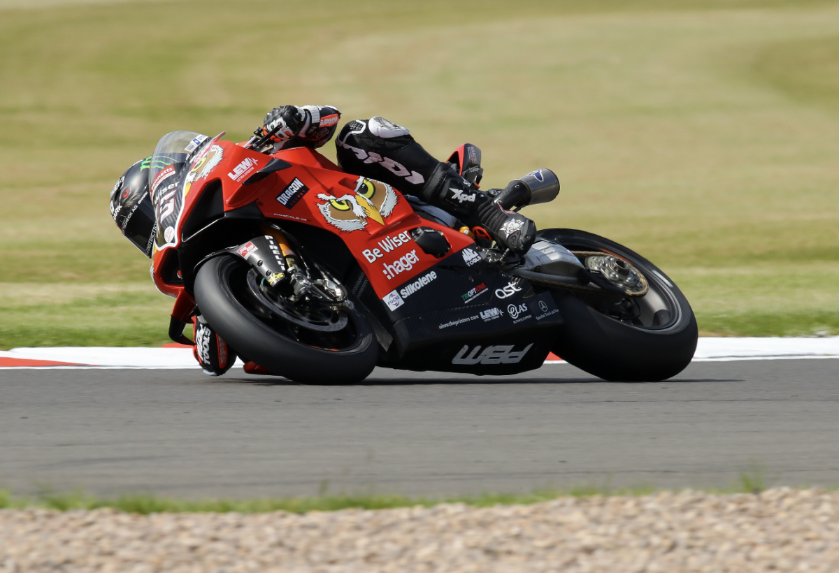 Redding to the top in Knockhill BSB FP2