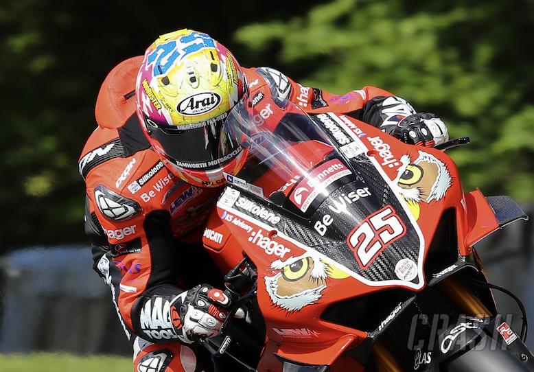 Josh Brookes - Be Wiser Ducati Panigale V4 R