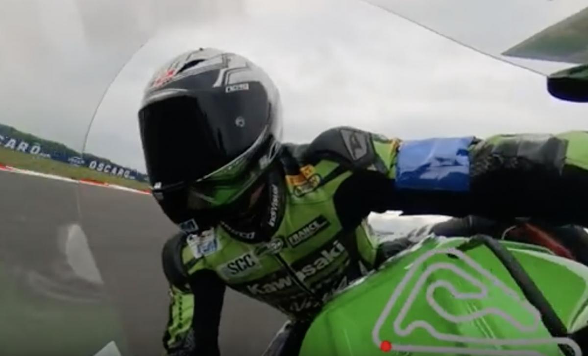 Jeremy Guarnoni - EWC Kawasaki Video