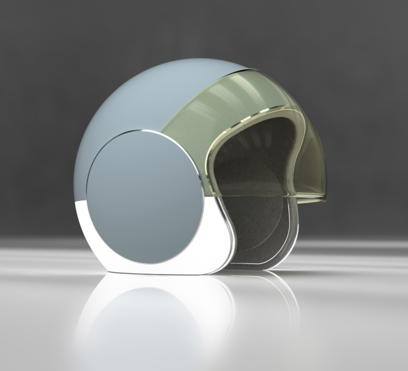 Luminescent Sotera Advanced Safety Helmet