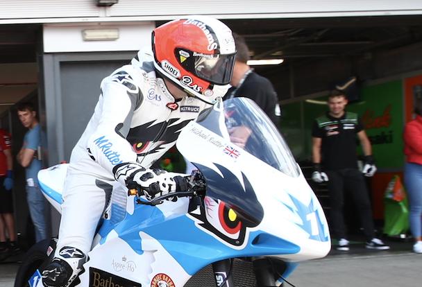 Rutter wins TT Zero as Mugen speed traps faster than a Supersport!