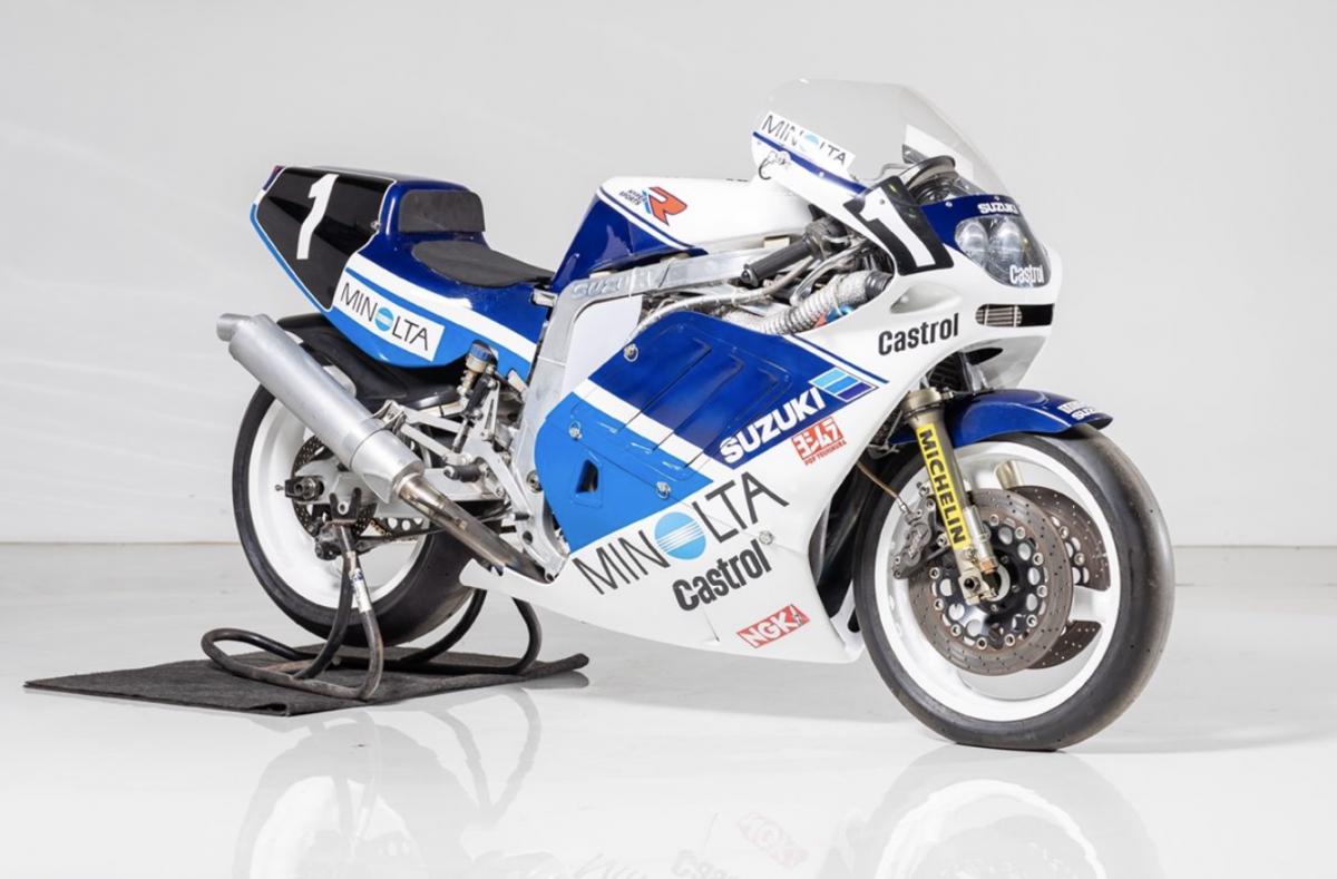 Suzuki GSX-R750 F1 TT Racer 1988