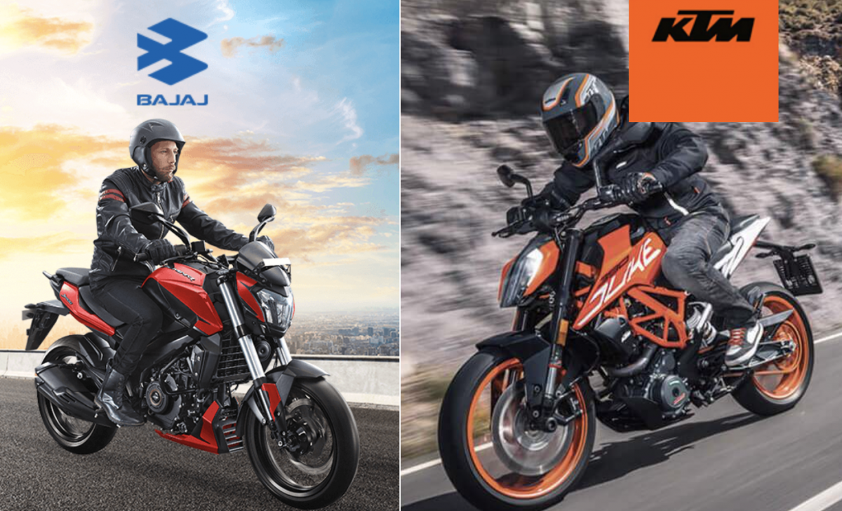 Bajaj KTM to partner for electric bike range