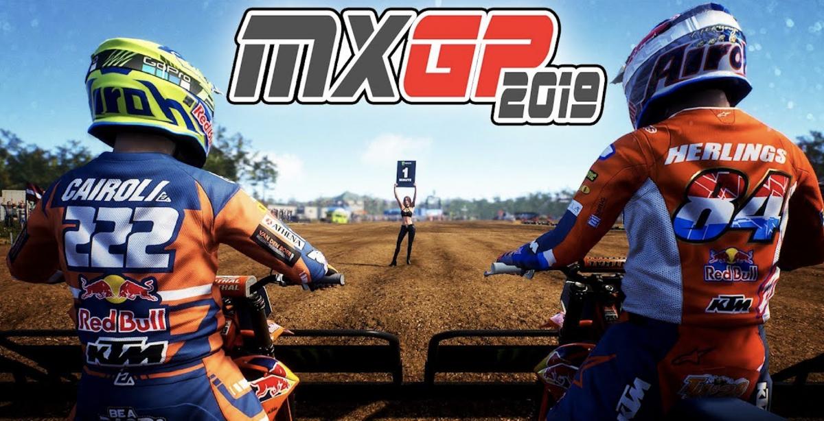 MXGP 2019 game