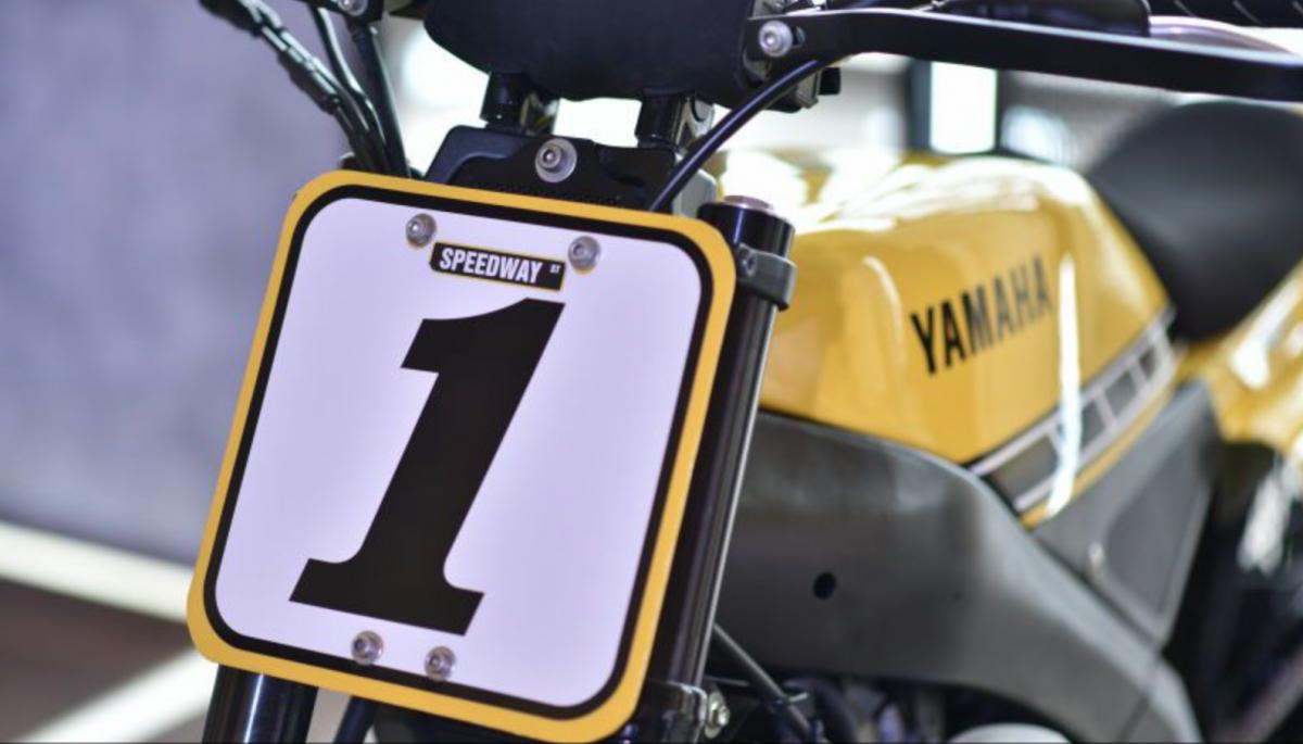 Yamaha XSR155 custom