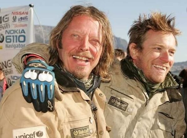 Charlie Boorman and Ewan Mcgregor will use Harley-Davidson's LiveWire