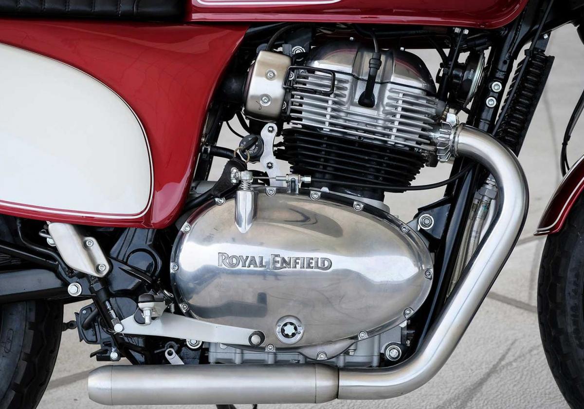 BAAK motorcycle