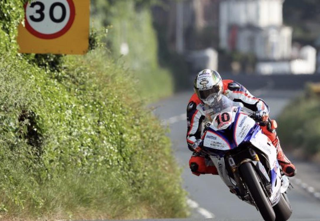 Peter Hickman - Smiths Racing