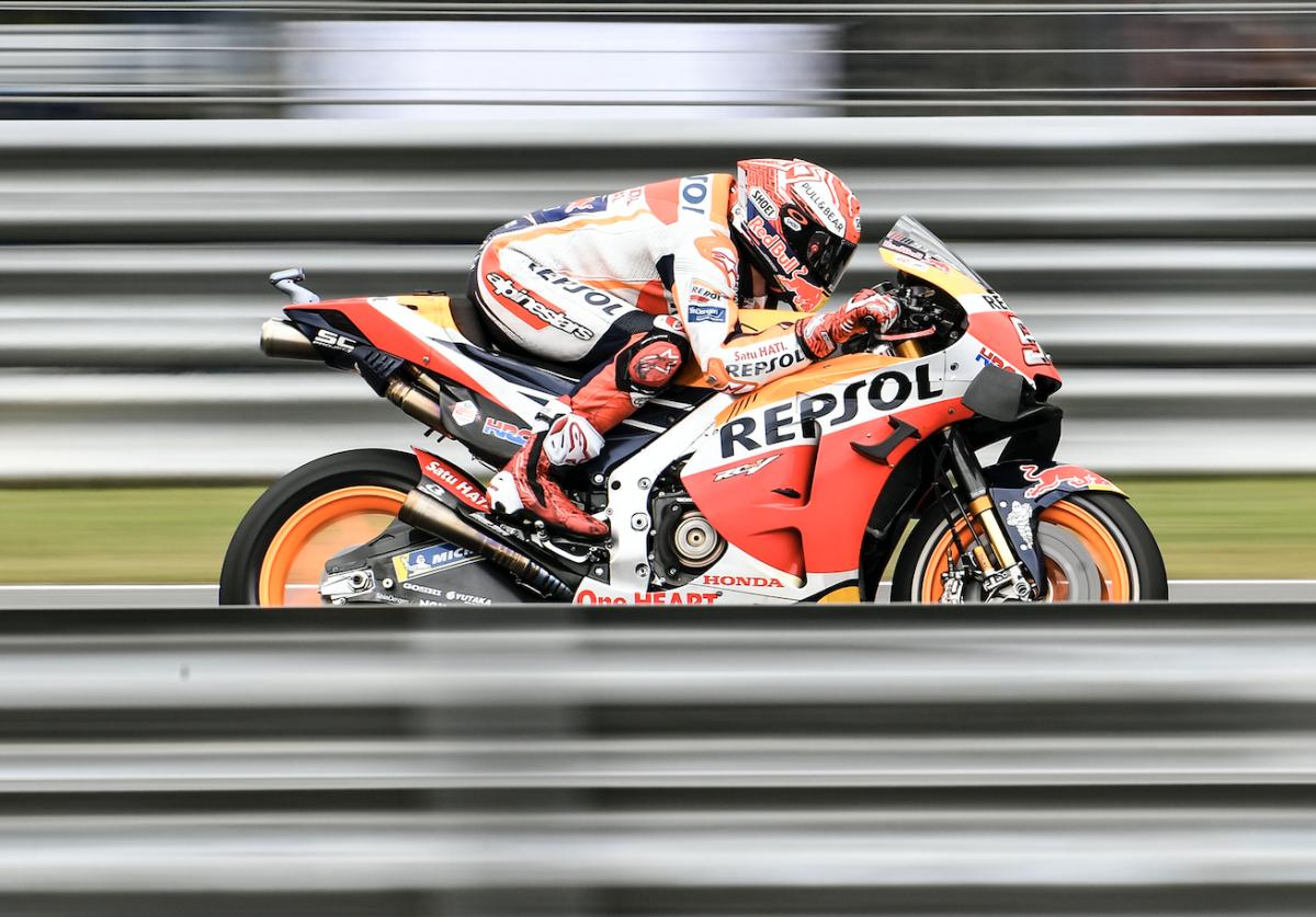 Marc Marquez - Repsol Honda 2019