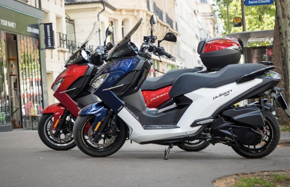 Peugeot Scooters Mahindra