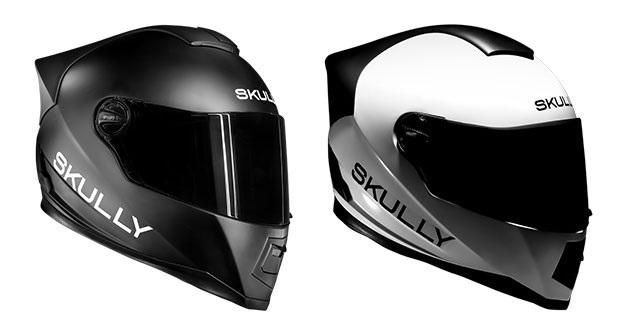 The Skully smart helmet is back