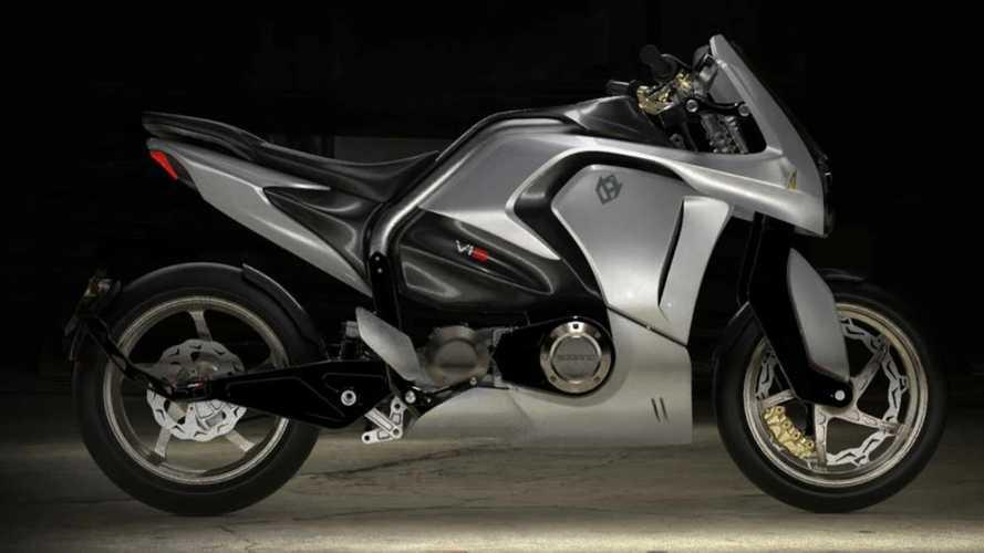 Soriano Motori electric naked motorcycle