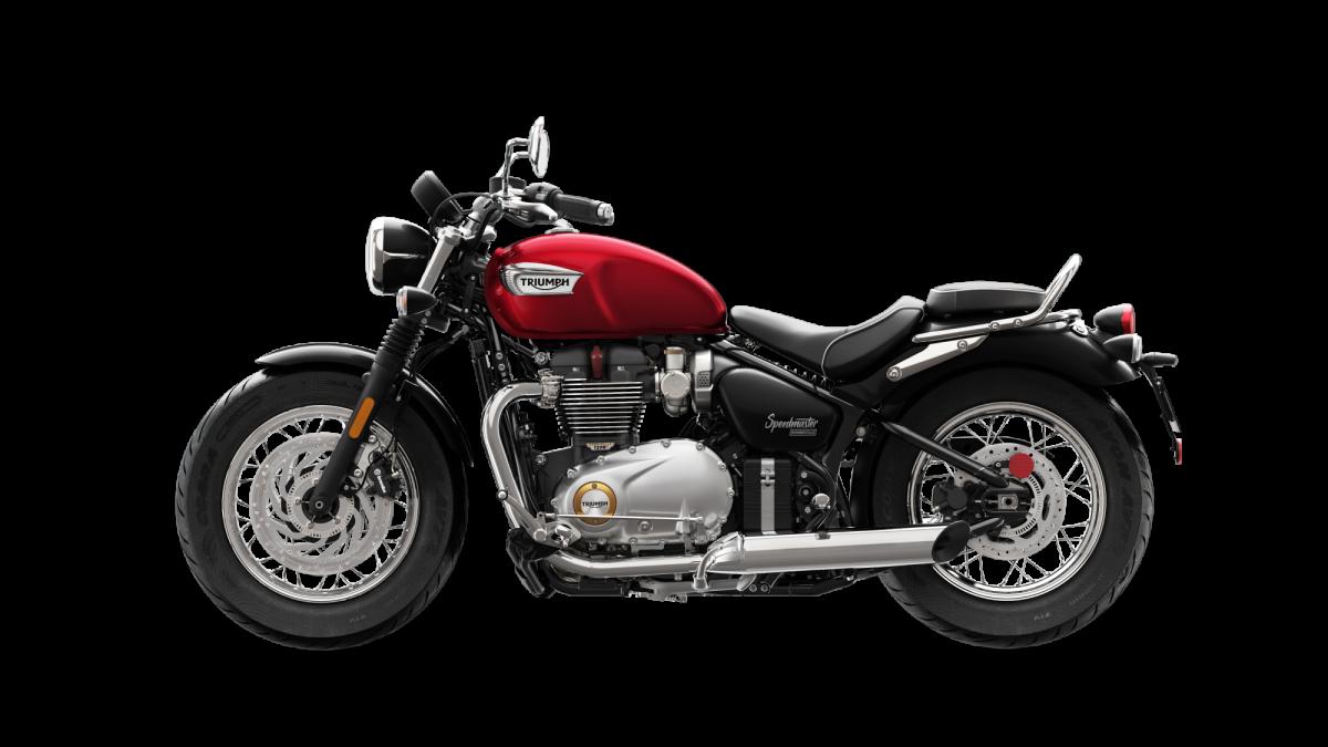 Triumph announces Speedmaster price