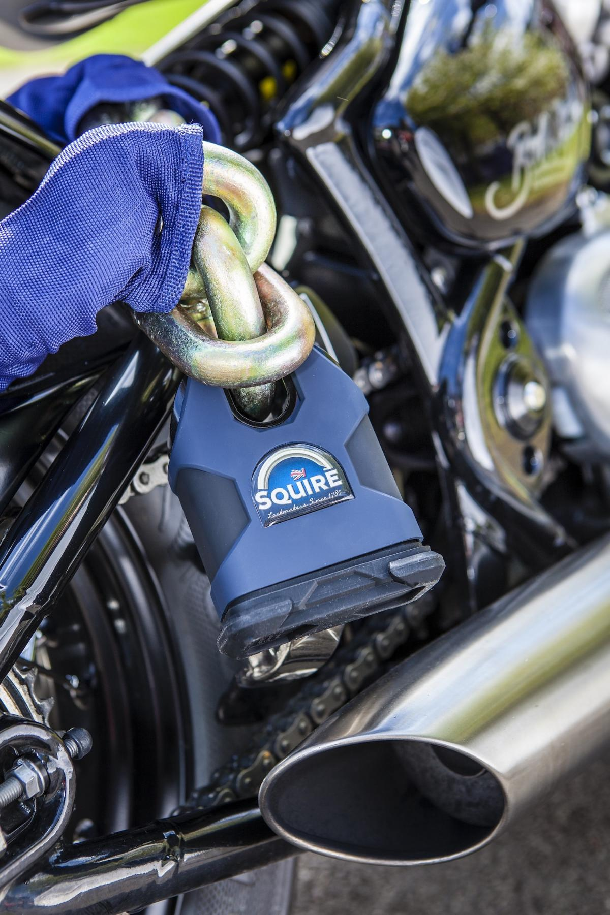 Squire bike locks