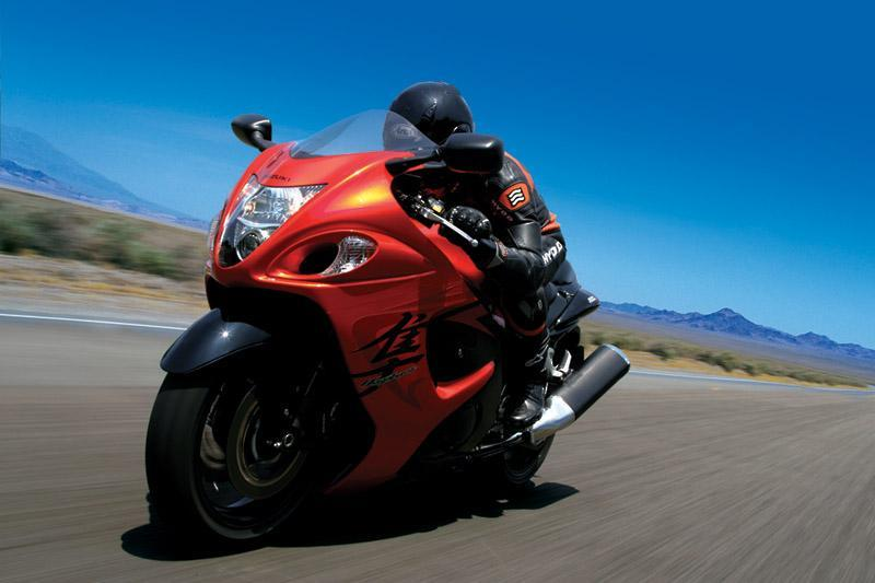 Top 10 high-speed sports tourers