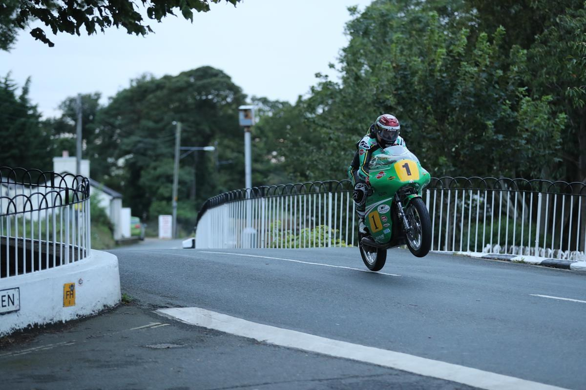 Classic TT begins with un-timed laps for some riders