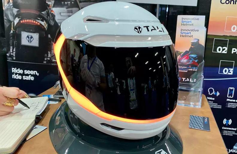 Tali Smart Helmet