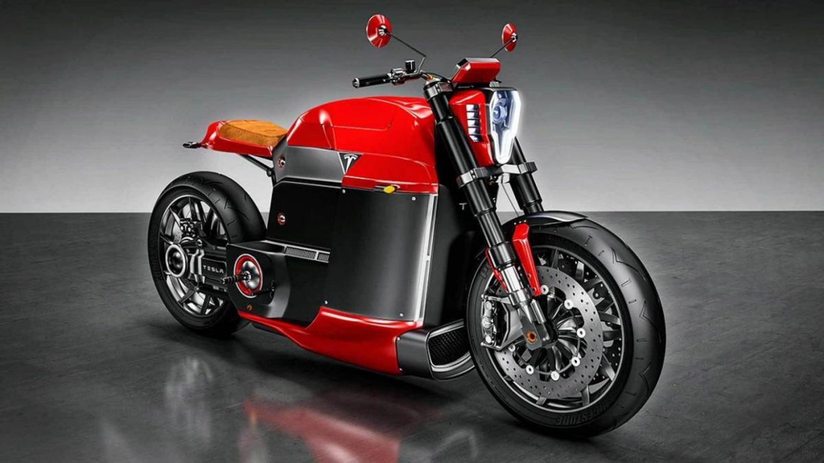 Tesla Motorcycle
