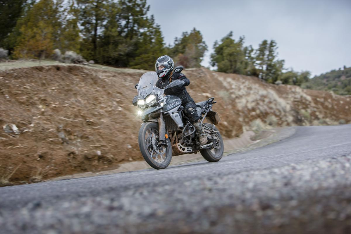 First ride: Triumph Tiger 800 review