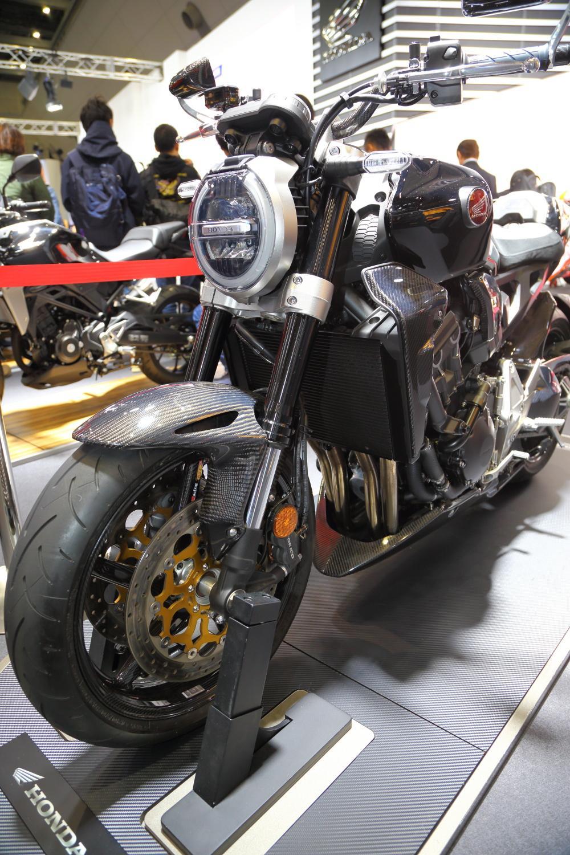 Carbon fibre Honda CB1000R