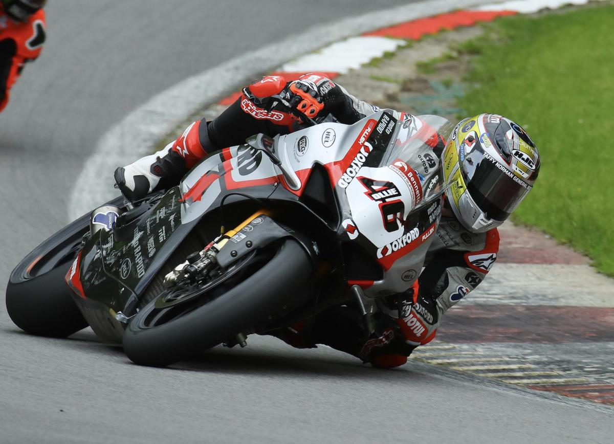 BSB Cadwell Park - FP2 Results