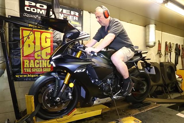 Top 5 Power Bikes - Dyno Tested