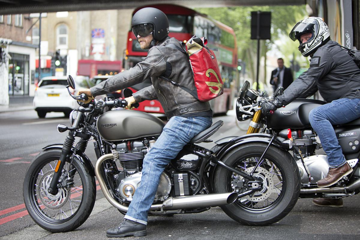 Tested: Weise Docklands retro leather jacket review, £199.99